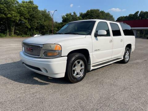 2002 GMC Yukon XL for sale at Certified Motors LLC in Mableton GA