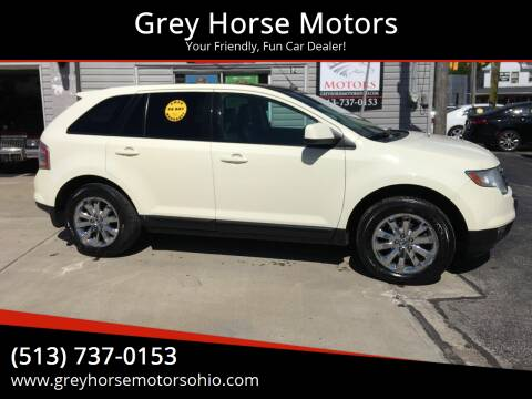 2007 Ford Edge for sale at Grey Horse Motors in Hamilton OH