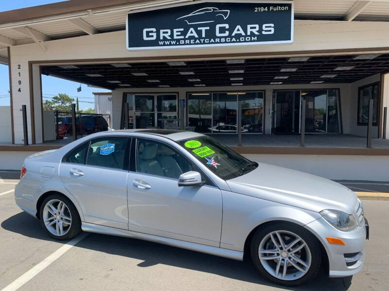 2013 Mercedes-Benz C-Class for sale at Great Cars in Sacramento CA