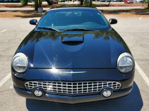 2003 Ford Thunderbird for sale at ALL CREDIT AUTO SALES in San Jose CA
