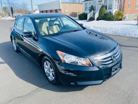 2012 Honda Accord for sale at Kensington Family Auto in Kensington CT