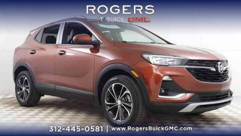 2020 Buick Encore GX for sale at ROGERS  AUTO  GROUP in Chicago IL