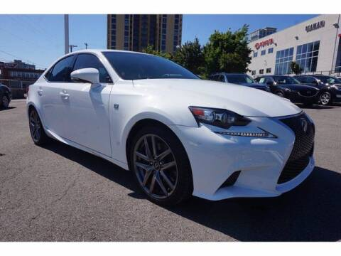 2016 Lexus IS 200t for sale at BEAMAN TOYOTA in Nashville TN