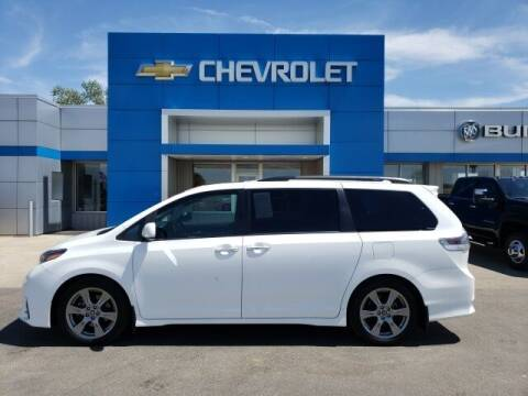 2018 Toyota Sienna for sale at Finley Motors in Finley ND