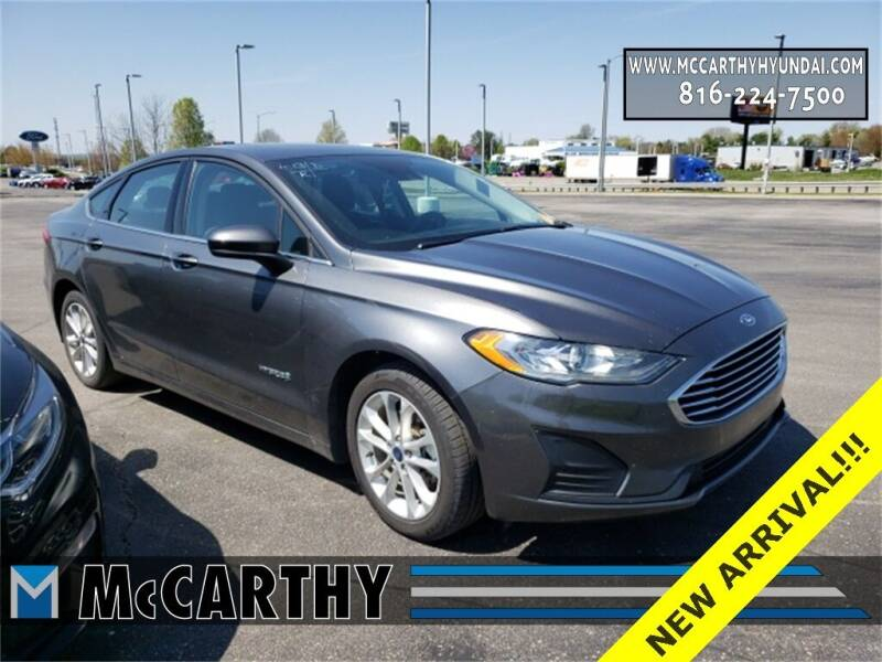 2019 Ford Fusion Hybrid for sale in Blue Springs, MO