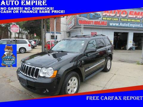 2008 Jeep Grand Cherokee for sale at Auto Empire in Brooklyn NY