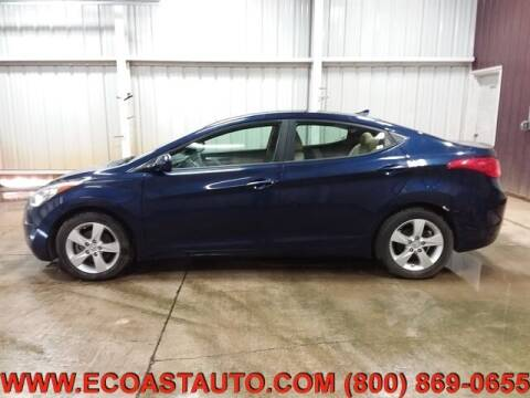 2013 Hyundai Elantra for sale at East Coast Auto Source Inc. in Bedford VA