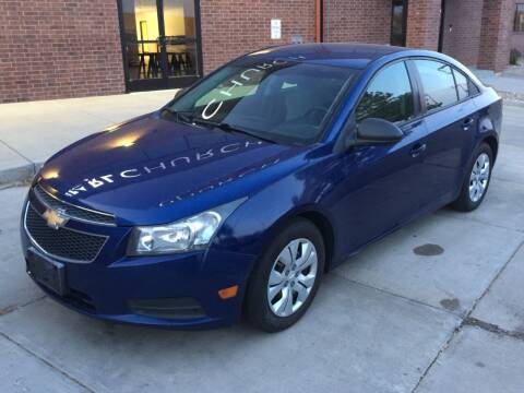 2013 Chevrolet Cruze for sale at STATEWIDE AUTOMOTIVE LLC in Englewood CO