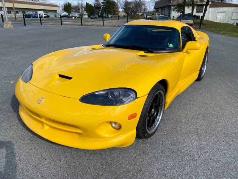 2001 Dodge Viper for sale at M4 Motorsports in Kutztown PA