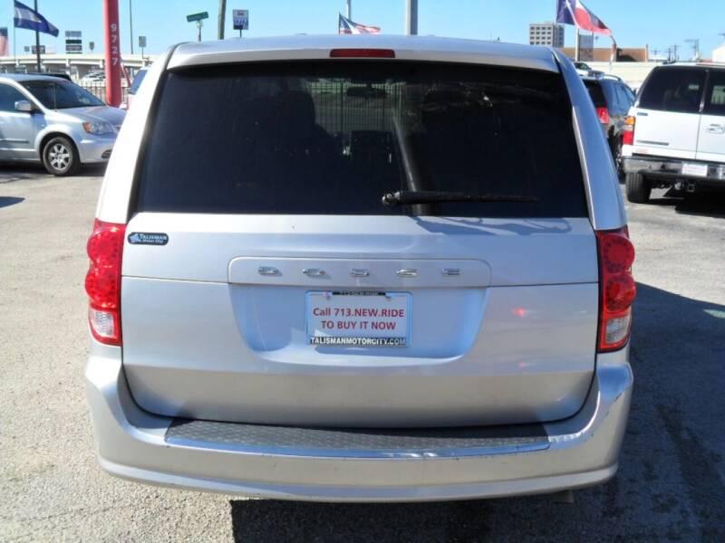 2011 Dodge Grand Caravan Express 4dr Mini-Van - Houston TX