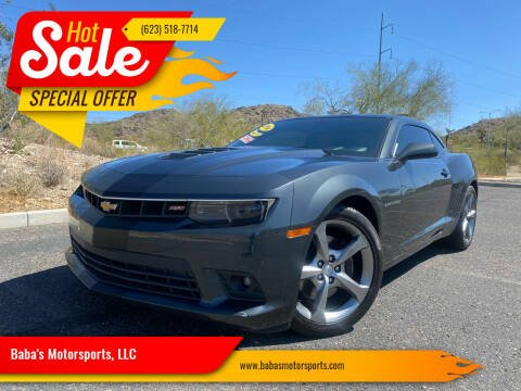 2014 Chevrolet Camaro for sale at Baba's Motorsports, LLC in Phoenix AZ