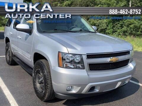 2012 Chevrolet Tahoe for sale at Urka Auto Center in Ludington MI