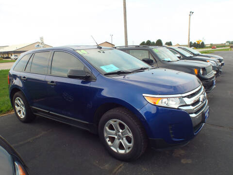 2014 Ford Edge for sale at G & K Supreme in Canton SD