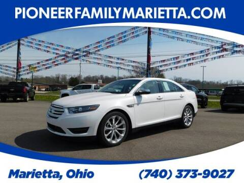 2019 Ford Taurus for sale at Pioneer Family preowned autos in Williamstown WV