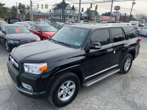 2011 Toyota 4Runner for sale at Masic Motors, Inc. in Harrisburg PA