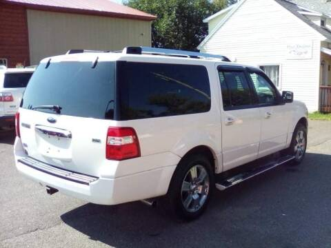 2010 Ford Expedition EL for sale at WB Auto Sales LLC in Barnum MN