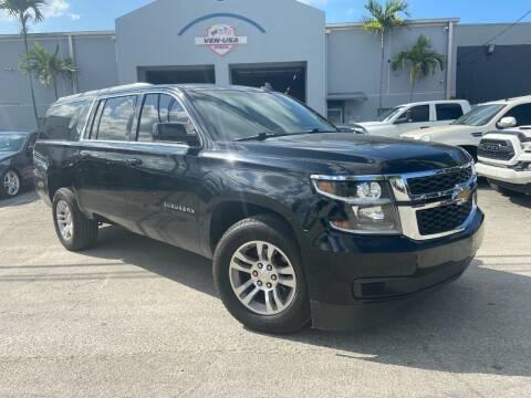2015 Chevrolet Suburban for sale at Ven-Usa Autosales Inc in Miami FL