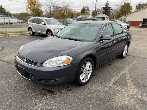 2008 Chevrolet Impala for sale at Dean's Auto Sales in Flint MI