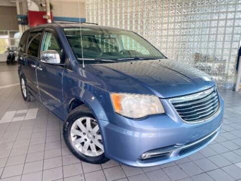 2011 Chrysler Town and Country for sale at iAuto in Cincinnati OH
