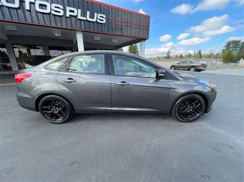 2016 Ford Focus for sale at Ralph Sells Cars at Maxx Autos Plus Tacoma in Tacoma WA
