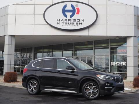 2017 BMW X1 for sale at Harrison Imports in Sandy UT