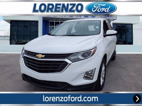 2019 Chevrolet Equinox for sale at Lorenzo Ford in Homestead FL