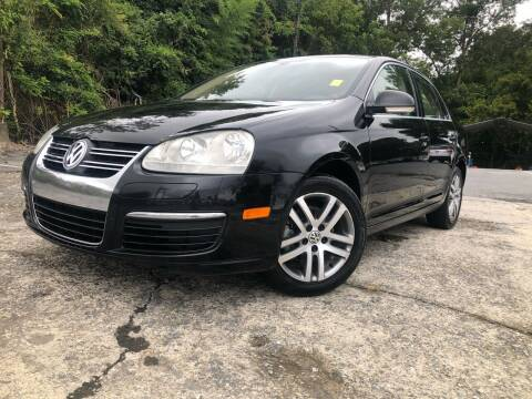 2005 Volkswagen Jetta for sale at Atlas Auto Sales in Smyrna GA