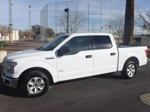 2015 Ford F-150 for sale at J & E Auto Sales in Phoenix AZ