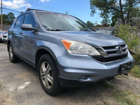 2010 Honda CR-V for sale at Specialty Auto Inc in Hanson MA