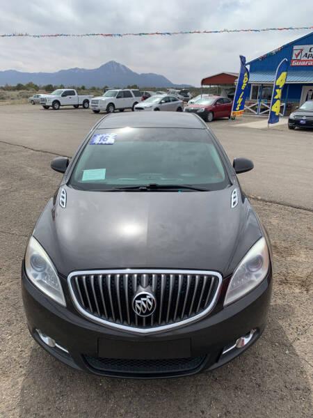 2016 Buick Verano for sale at 4X4 Auto in Cortez CO