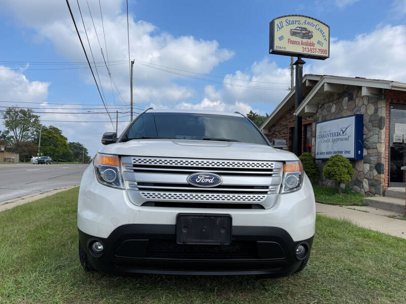 2011 Ford Explorer for sale at All Starz Auto Center Inc in Redford MI