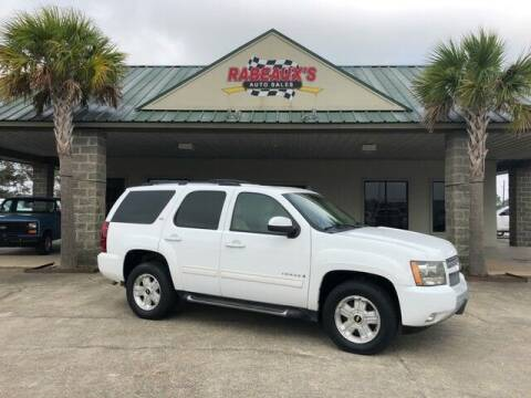 2009 Chevrolet Tahoe for sale at Rabeaux's Auto Sales in Lafayette LA