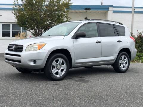 2007 Toyota RAV4 for sale at Direct Auto Sales in Philadelphia PA