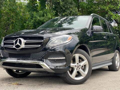 2018 Mercedes-Benz GLE for sale at HIGH PERFORMANCE MOTORS in Hollywood FL