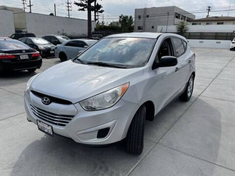 2010 Hyundai Tucson for sale at Hunter's Auto Inc in North Hollywood CA