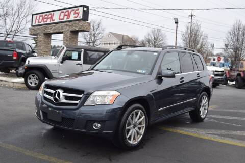 2011 Mercedes-Benz GLK for sale at I-DEAL CARS in Camp Hill PA