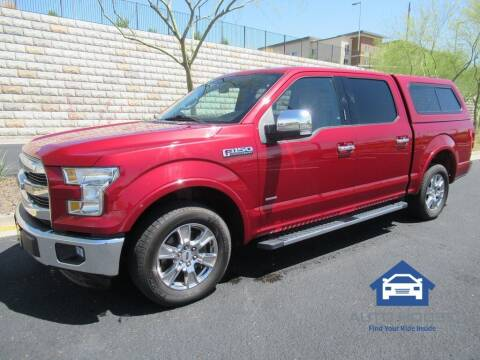 2015 Ford F-150 for sale at AUTO HOUSE TEMPE in Tempe AZ
