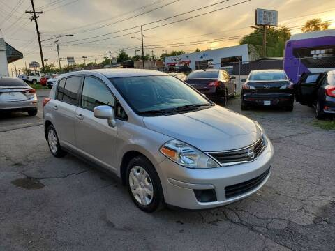 2011 Nissan Versa for sale at Green Ride Inc in Nashville TN