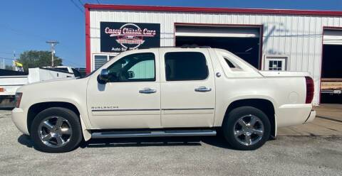 2013 Chevrolet Avalanche for sale at Casey Classic Cars in Casey IL