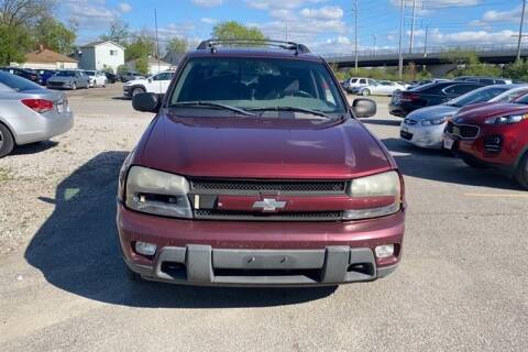 2004 Chevrolet TrailBlazer EXT for sale at MICHAEL J'S AUTO SALES in Cleves OH