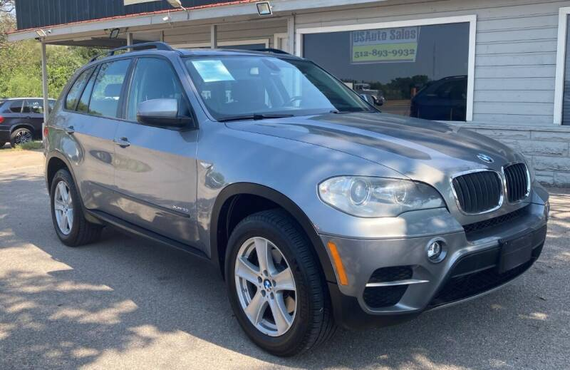 2013 BMW X5 for sale at USA AUTO CENTER in Austin TX