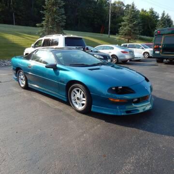 1994 Chevrolet Camaro for sale at TIM'S ALIGNMENT & AUTO SVC in Fond Du Lac WI