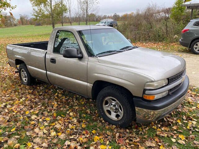 2002 Chevrolet Silverado 1500 for sale at Dave's Auto & Truck in Campbellsport WI