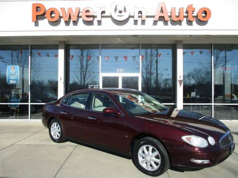 2006 Buick LaCrosse for sale at Power On Auto LLC in Monroe NC