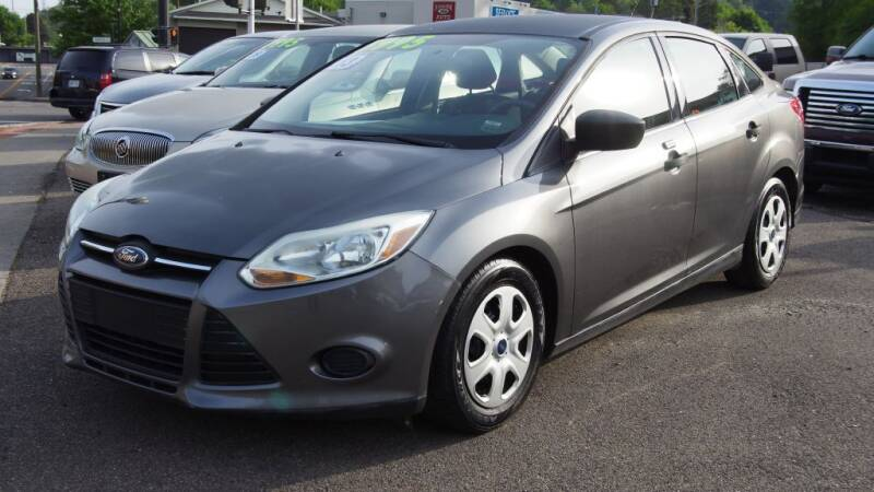 2013 Ford Focus for sale at Just In Time Auto in Endicott NY