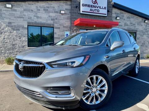 2018 Buick Enclave for sale at GREENVILLE AUTO & RV in Greenville WI