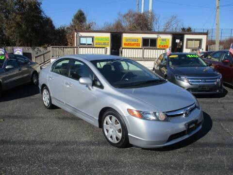 2007 Honda Civic for sale at Unlimited Auto Sales Inc. in Mount Sinai NY