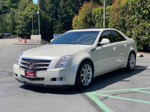 2009 Cadillac CTS for sale at Apex Motors Inc. in Tacoma WA