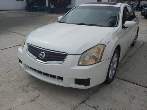2008 Nissan Maxima for sale at Autos by Tom in Largo FL