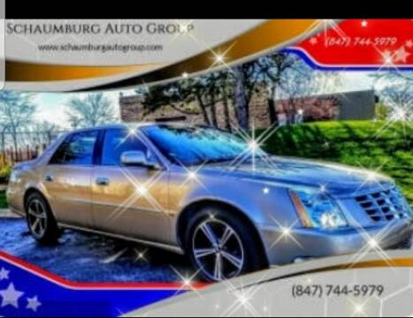 2006 Cadillac DTS for sale at Schaumburg Auto Group in Schaumburg IL